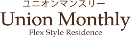 [UnionMonthly] Tokyo / Kanagawa / Chiba monthly apartment search site